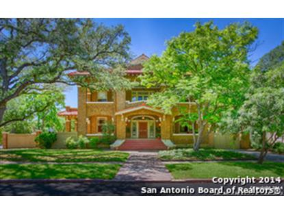 104 W SUMMIT AVE  San Antonio, TX MLS# 1053104