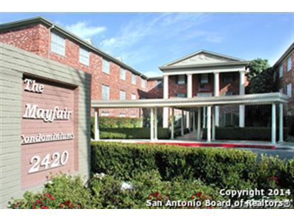 2420 MCCULLOUGH AVE  San Antonio, TX MLS# 1053507