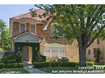 207 CLUB DR  San Antonio, TX MLS# 1054269