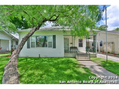 1843 W MISTLETOE AVE  San Antonio, TX MLS# 1054669