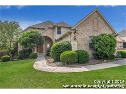 22803 Steeple Bluff  San Antonio, TX MLS# 1055880