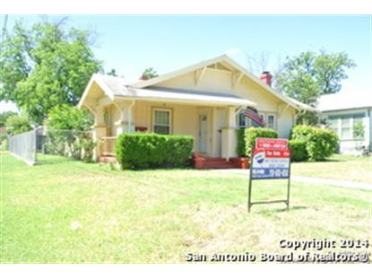 700 WAVERLY AVE  San Antonio, TX MLS# 1056154
