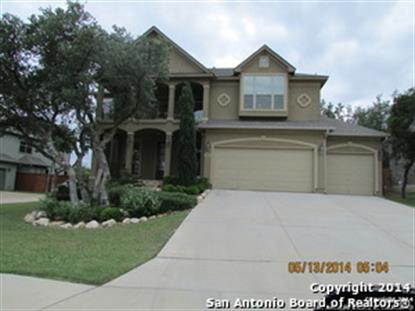 25819 TRICKLING ROCK  San Antonio, TX MLS# 1056596