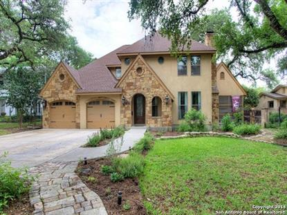 411 COLLEGE BLVD  San Antonio, TX MLS# 1057313