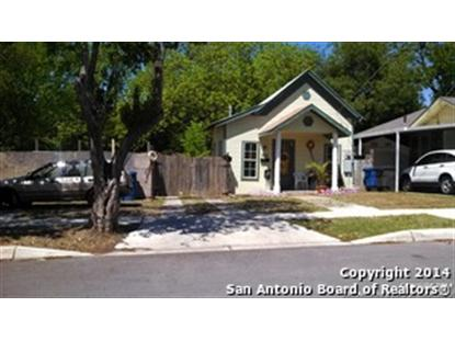 823 RIPLEY AVE  San Antonio, TX MLS# 1057446