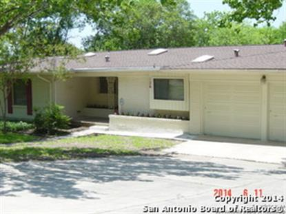 126 Downing Drive  San Antonio, TX MLS# 1061938