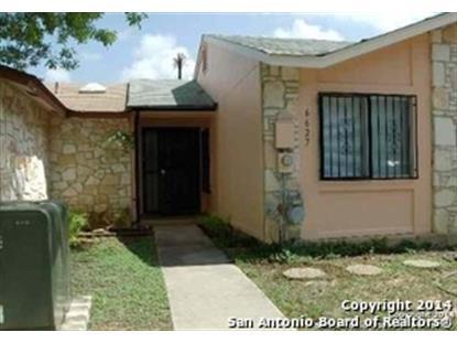 6627 Spring Manor Dr  San Antonio, TX MLS# 1063484