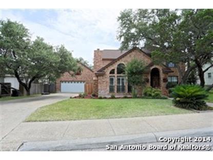 16231 Deer Crest  San Antonio, TX MLS# 1064449