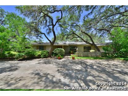 3127 CANDLEWOOD LN  San Antonio, TX MLS# 1064777