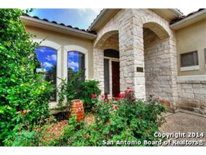 1110 VIA MILANO  San Antonio, TX MLS# 1065812