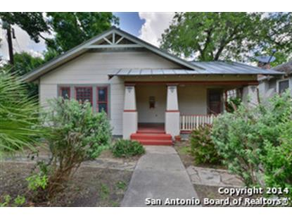 401 ELEANOR AVE  San Antonio, TX MLS# 1066265