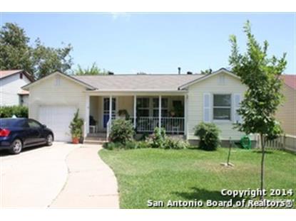 31 CROMWELL DR  San Antonio, TX MLS# 1067655