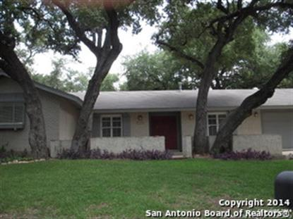 8734 Sagebrush Ln  San Antonio, TX MLS# 1069250