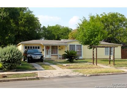409 QUENTIN DR  San Antonio, TX MLS# 1069400