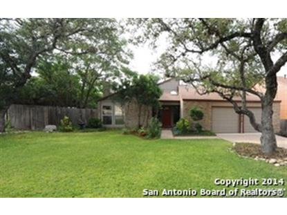 3610 Woodrose Circle  San Antonio, TX MLS# 1069497