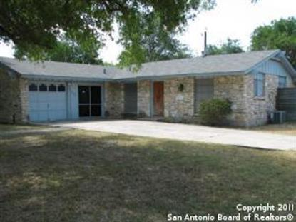 4250 BRIGHT SUN ST  San Antonio, TX MLS# 1069850