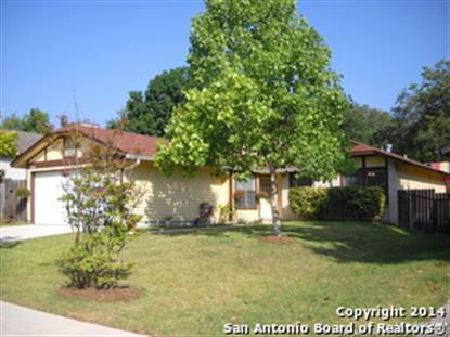 9507 AUTUMN GOLD  San Antonio, TX MLS# 1070240