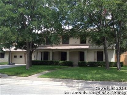 4627 Green Willow Woods St  San Antonio, TX MLS# 1070401