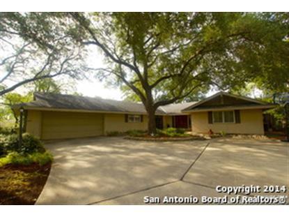3218 BENT BOW DR  San Antonio, TX MLS# 1071051