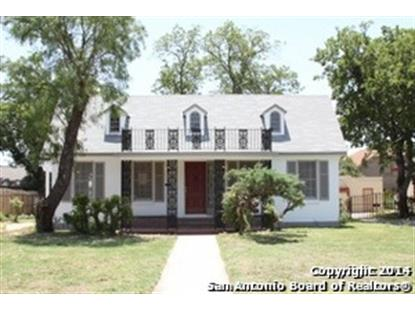 2106 W GRAMERCY PL  San Antonio, TX MLS# 1071365
