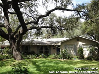 8731 OAK LEDGE DR  San Antonio, TX MLS# 1071600