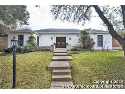 2806 WOODCREST DR  San Antonio, TX MLS# 1071992