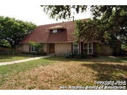 7706 DEER LN  San Antonio, TX MLS# 1072548