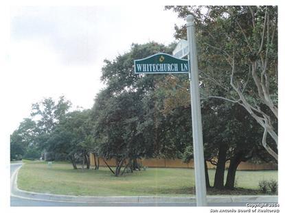 6 WHITECHURCH LN  San Antonio, TX MLS# 1073334