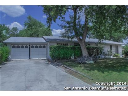 2102 Petersburg Dr  San Antonio, TX MLS# 1073695