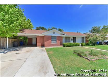 5023 CREEKMOOR DR  San Antonio, TX MLS# 1074284