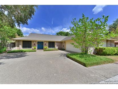 11814 Lady Palm Cove  San Antonio, TX MLS# 1074432