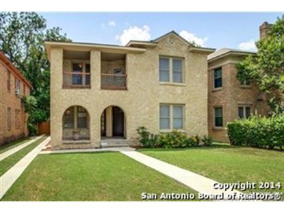 326 DONALDSON AVE  San Antonio, TX MLS# 1074650