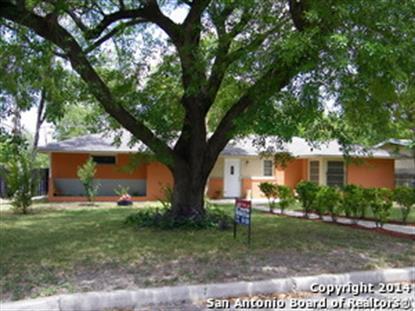503 Cicero Dr.  San Antonio, TX MLS# 1074674