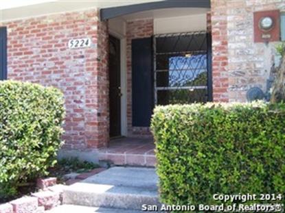 5224 E ROLLING RIDGE DR  San Antonio, TX MLS# 1074759