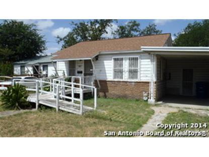 833 PROBANDT  San Antonio, TX MLS# 1075005