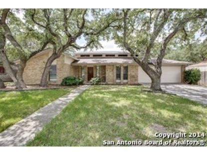 14623 Green Oaks Wds  San Antonio, TX MLS# 1075017