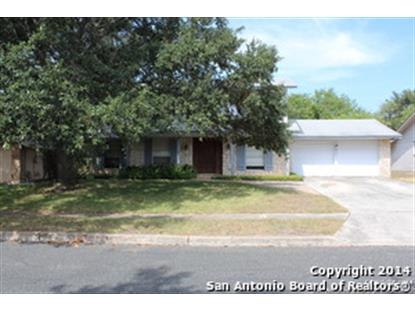 8107 Golden Forest Dr  San Antonio, TX MLS# 1075531