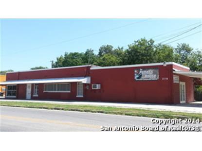 2118 N ZARZAMORA ST  San Antonio, TX MLS# 1075733