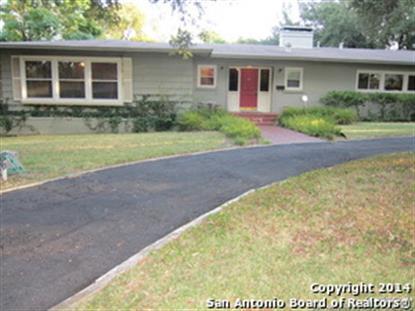 344 RITTIMAN RD  Terrell Hills, TX MLS# 1075735