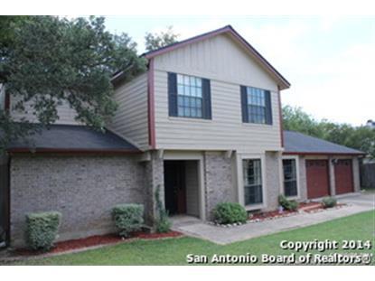 15242 Pebble Cove  San Antonio, TX MLS# 1075838