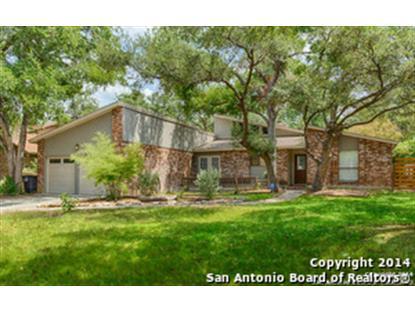 15506 Triple Creek Dr  San Antonio, TX MLS# 1075840
