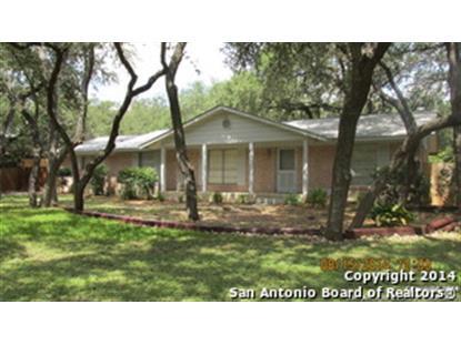 119 N MANTON LN  Castle Hills, TX MLS# 1076079