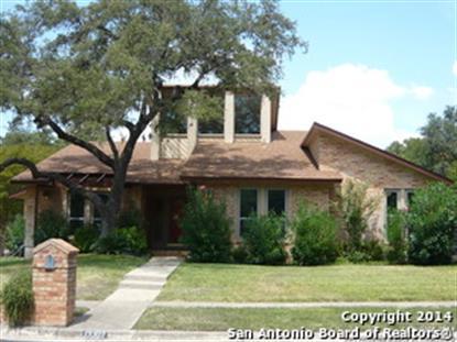 13307 VISTA BONITA  San Antonio, TX MLS# 1076090