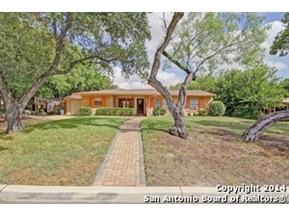 1149 GARRATY RD  Terrell Hills, TX MLS# 1076249