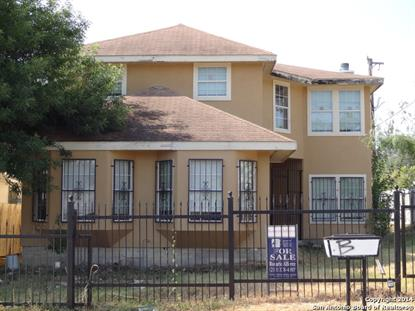 1402 Avant St  San Antonio, TX MLS# 1076307