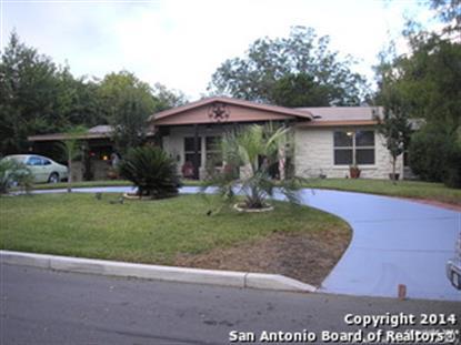 1153 GARRATY RD  Terrell Hills, TX MLS# 1077360