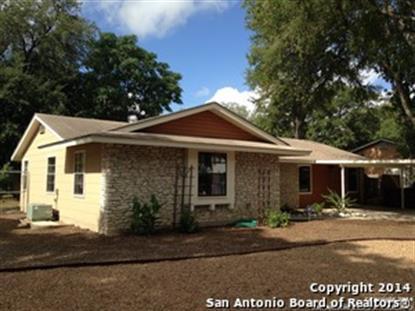 2614 WATERFORD DR  San Antonio, TX MLS# 1077735