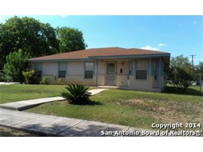 1303 WAVERLY AVE  San Antonio, TX MLS# 1078053