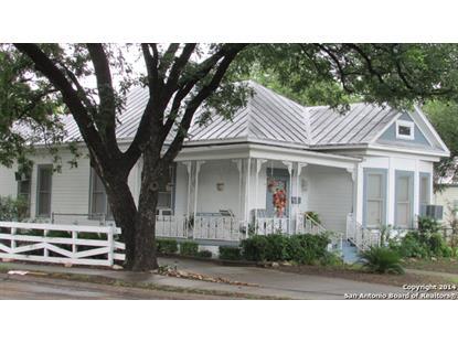 217 W Johnson St  San Antonio, TX MLS# 1078134