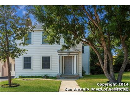 914 W MISTLETOE AVE  San Antonio, TX MLS# 1078561